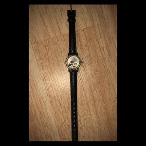 Vintage rare Mickey Mouse wrist watch Disney